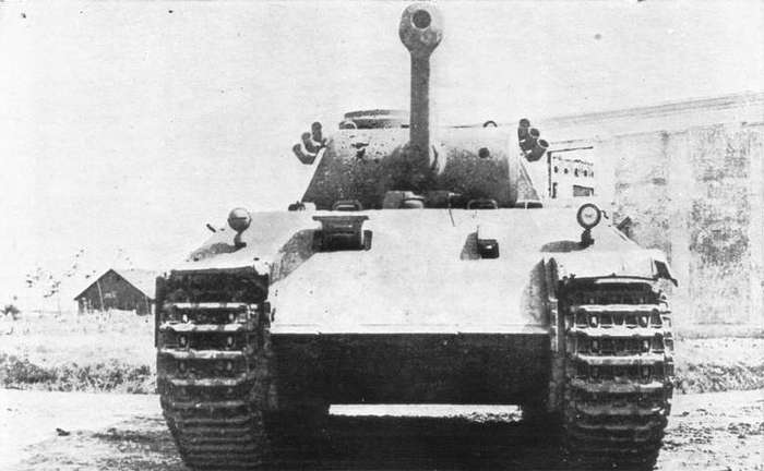 Pzkpfw V ausf D - Panther я