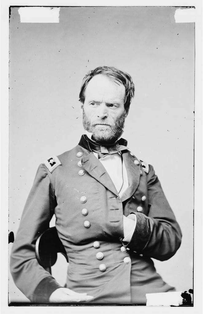 an analysis of the actions of major general william tecumseh sherman in november 1864 The battle of ezra church, 1864  hood's plan to thwart union general william tecumseh sherman's  officers' intentions and actions.