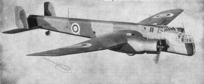 Armstrong Whitworth Whitley Mk.Я